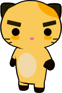 Cute Cat Puyu
